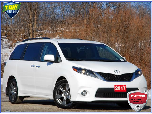 2017 Toyota Sienna 7 Passenger (Stk: 20P0270B) in Kitchener - Image 1 of 17