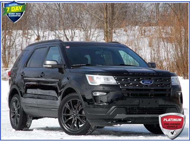 2018 Ford Explorer XLT (Stk: 151460) in Kitchener - Image 1 of 19