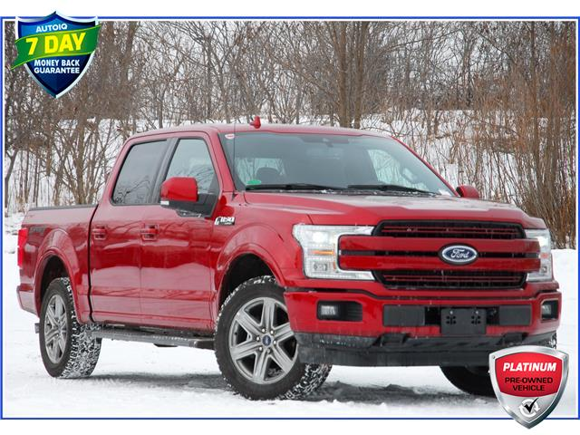 2018 Ford F-150 Lariat (Stk: D95100A) in Kitchener - Image 1 of 19