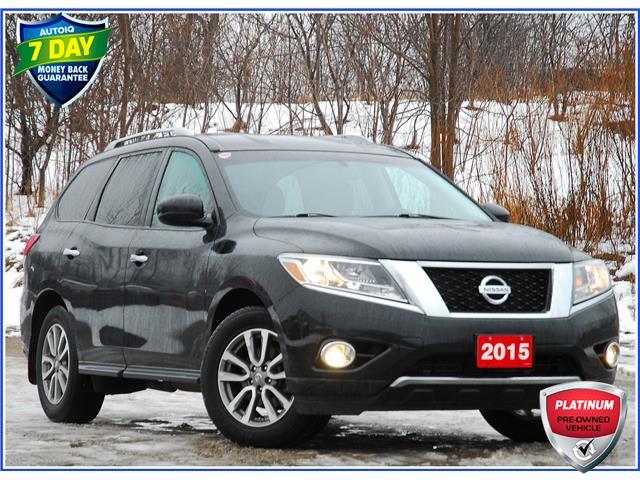 2015 Nissan Pathfinder SV (Stk: 9E5580B) in Kitchener - Image 1 of 16