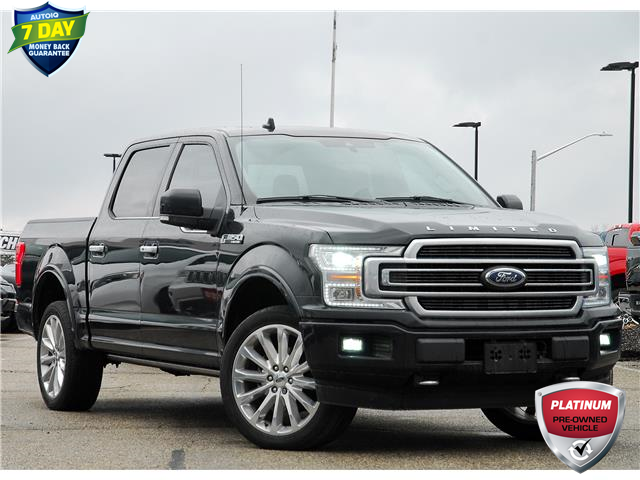 2019 Ford F-150 Limited (Stk: 151790) in Kitchener - Image 1 of 16