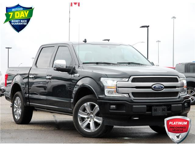 2019 Ford F-150 Platinum (Stk: 151800) in Kitchener - Image 1 of 6