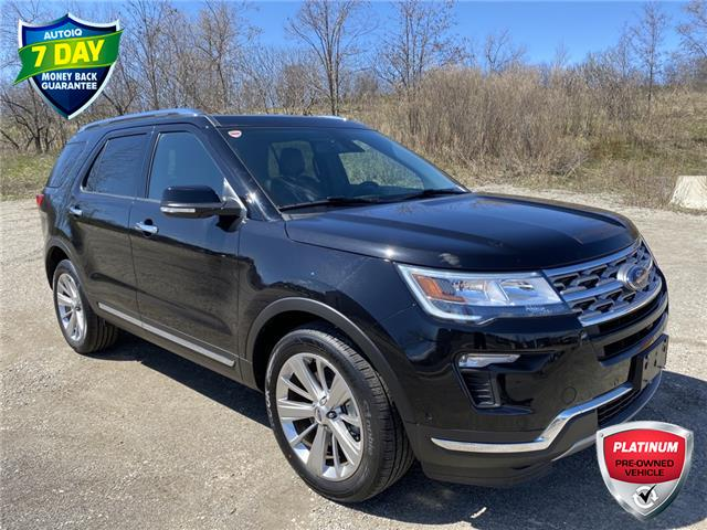 2019 Ford Explorer Limited (Stk: 20F1920A) in Kitchener - Image 1 of 16