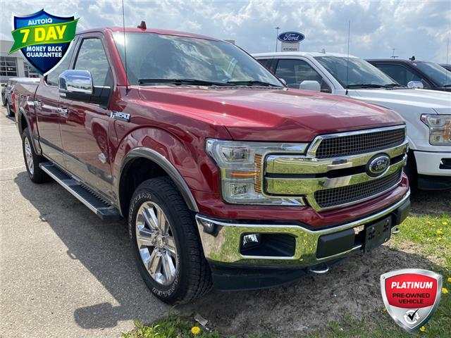2019 Ford F-150 King Ranch (Stk: 20F1400A) in Kitchener - Image 1 of 16