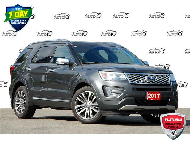 2017 Ford Explorer Platinum (Stk: 151340) in Kitchener - Image 1 of 25