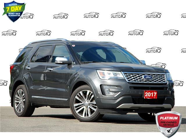 2017 Ford Explorer Platinum (Stk: 151340) in Kitchener - Image 1 of 25