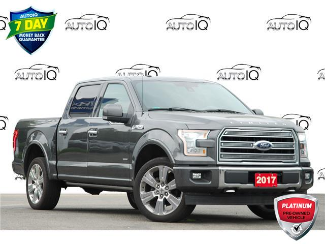 2017 Ford F-150 Limited (Stk: D94620A) in Kitchener - Image 1 of 22