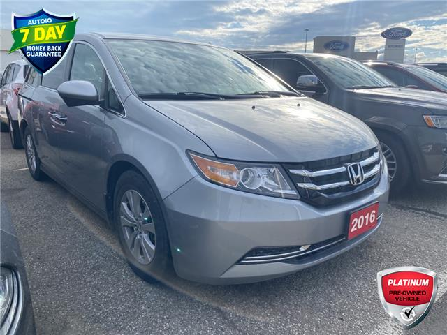 2016 Honda Odyssey EX (Stk: D98010A) in Kitchener - Image 1 of 6