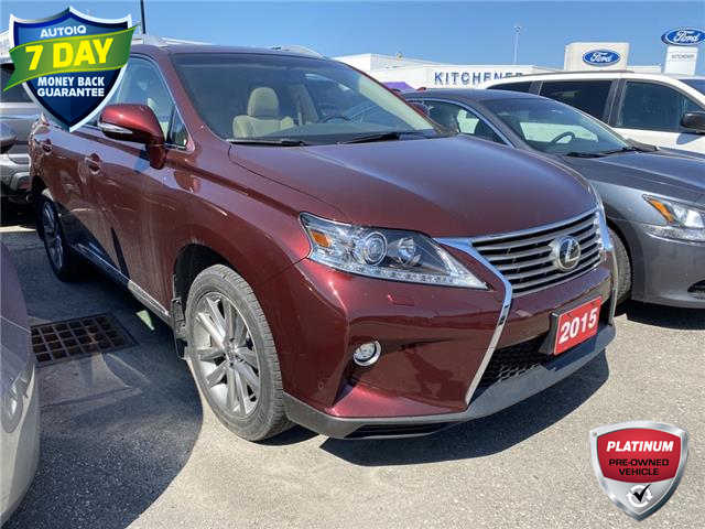 2015 Lexus RX 350 Base (Stk: 20D3320A) in Kitchener - Image 1 of 11
