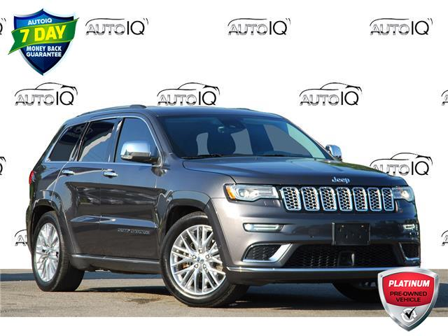 2017 Jeep Grand Cherokee Summit (Stk: D97800A) in Kitchener - Image 1 of 22