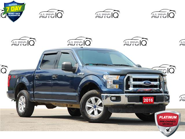 2016 Ford F-150 XLT (Stk: D97870A) in Kitchener - Image 1 of 19