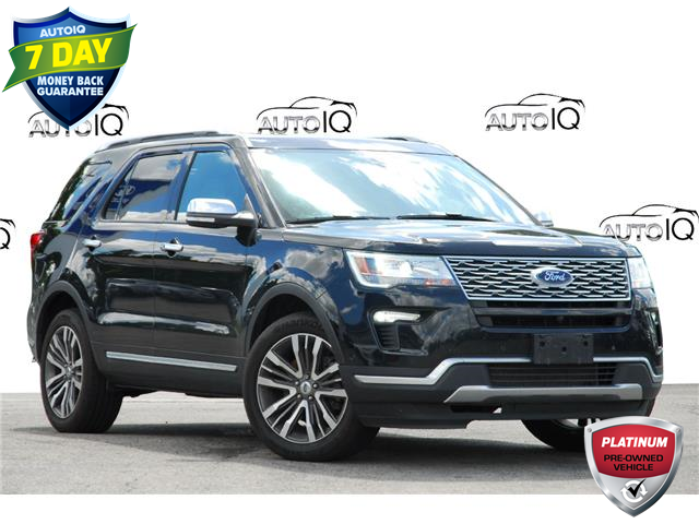 2019 Ford Explorer Platinum (Stk: 20F0050A) in Kitchener - Image 1 of 6