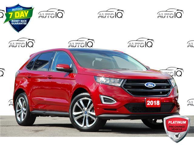 2018 Ford Edge Sport (Stk: 152590) in Kitchener - Image 1 of 21