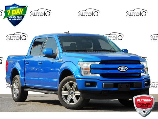 2019 Ford F-150 Lariat (Stk: D98550A) in Kitchener - Image 1 of 4
