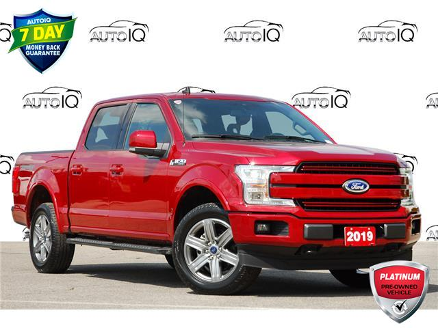 2019 Ford F-150 Lariat (Stk: D98320AA) in Kitchener - Image 1 of 21