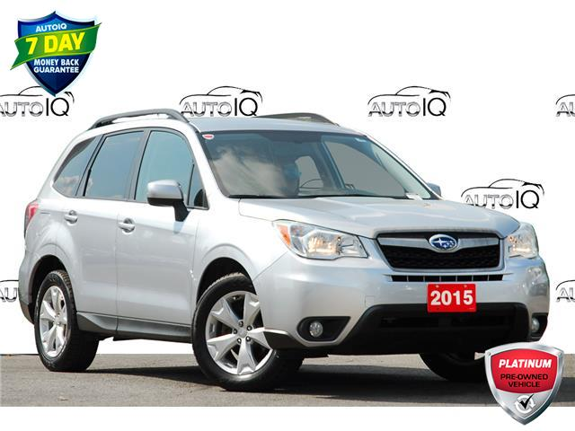 2015 Subaru Forester 2.5i Convenience Package (Stk: D97820BX) in Kitchener - Image 1 of 15