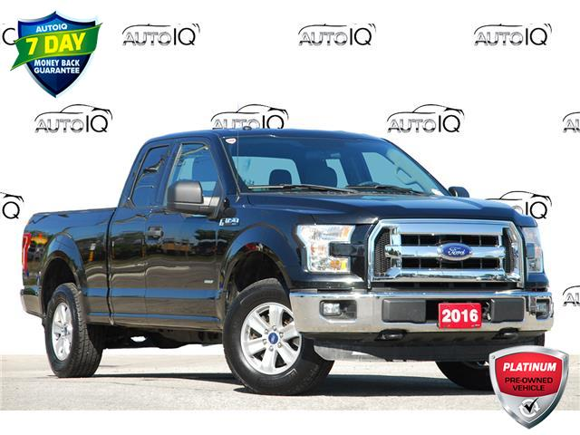 2016 Ford F-150 XLT (Stk: D97950A) in Kitchener - Image 1 of 18