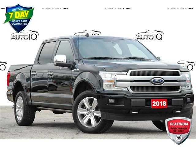 2018 Ford F-150  (Stk: 20F3890A) in Kitchener - Image 1 of 20