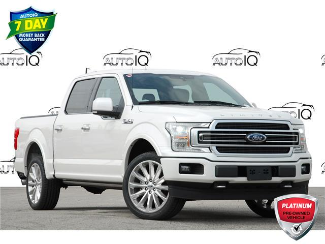 2018 Ford F-150 Limited (Stk: 153110) in Kitchener - Image 1 of 20