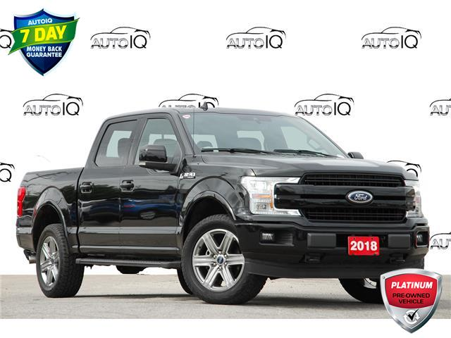 2018 Ford F-150 Lariat (Stk: 153100X) in Kitchener - Image 1 of 20