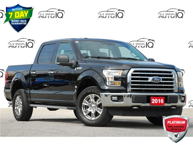 2016 Ford F-150 XLT (Stk: 153070) in Kitchener - Image 1 of 17