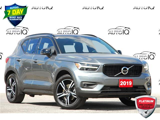 2019 Volvo XC40 T5 R-Design (Stk: 20G4490A) in Kitchener - Image 1 of 22