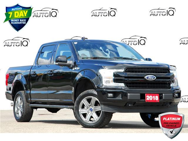 2018 Ford F-150 Lariat (Stk: 20F5200A) in Kitchener - Image 1 of 23