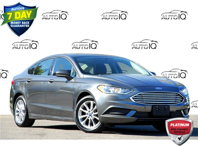 2017 Ford Fusion SE (Stk: 20M1860A) in Kitchener - Image 1 of 20