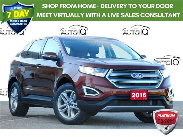 2016 Ford Edge SEL (Stk: 153020) in Kitchener - Image 1 of 20