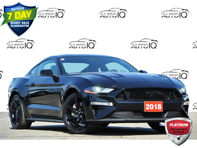 2018 Ford Mustang GT Premium (Stk: 153220) in Kitchener - Image 1 of 18