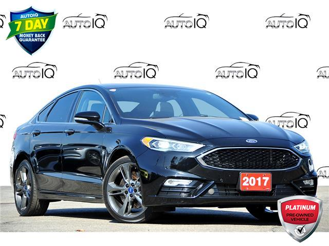 2017 Ford Fusion V6 Sport (Stk: 20P5070AX) in Kitchener - Image 1 of 24