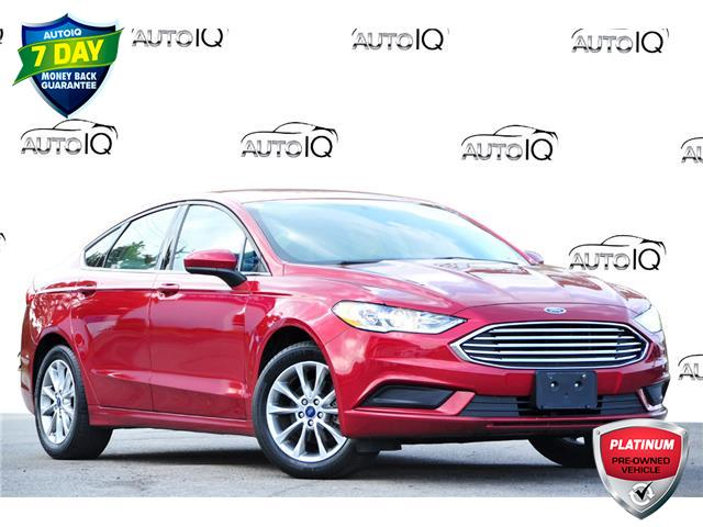 2017 Ford Fusion SE (Stk: 153310) in Kitchener - Image 1 of 16