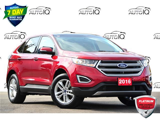 2016 Ford Edge SEL (Stk: 153280) in Kitchener - Image 1 of 18