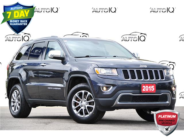 2015 Jeep Grand Cherokee Limited (Stk: D98290AX) in Kitchener - Image 1 of 19