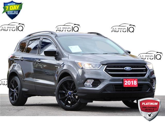 2018 Ford Escape SE (Stk: 152730BX) in Kitchener - Image 1 of 16