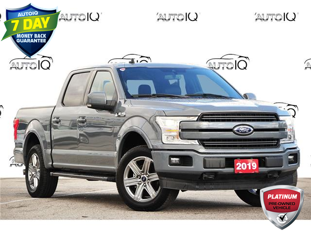 2019 Ford F-150 Lariat (Stk: 153720) in Kitchener - Image 1 of 19