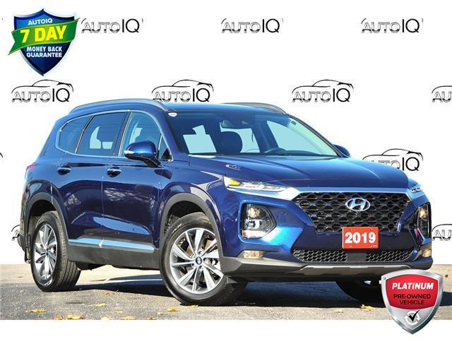 2019 Hyundai Santa Fe Luxury (Stk: 153160A) in Kitchener - Image 1 of 17