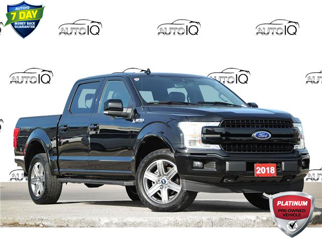 2018 Ford F-150 Lariat (Stk: 153810) in Kitchener - Image 1 of 19
