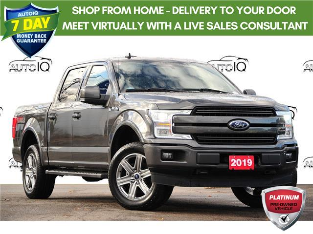 2019 Ford F-150 Lariat (Stk: 153890) in Kitchener - Image 1 of 23