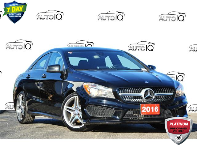 2016 Mercedes-Benz CLA-Class Base (Stk: D99540AX) in Kitchener - Image 1 of 18