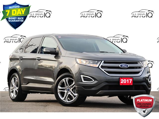 2017 Ford Edge Titanium (Stk: 153980X) in Kitchener - Image 1 of 18