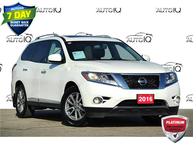 2016 Nissan Pathfinder SL (Stk: 154090) in Kitchener - Image 1 of 18