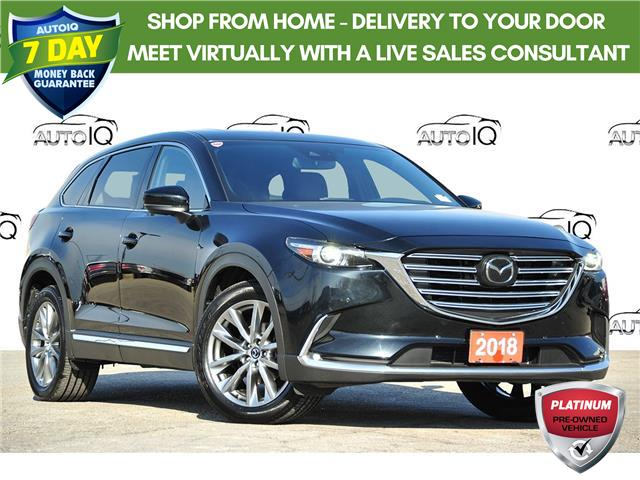 2018 Mazda CX-9 Signature (Stk: 154080) in Kitchener - Image 1 of 18