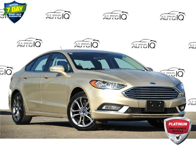 2017 Ford Fusion SE (Stk: D99510A) in Kitchener - Image 1 of 16