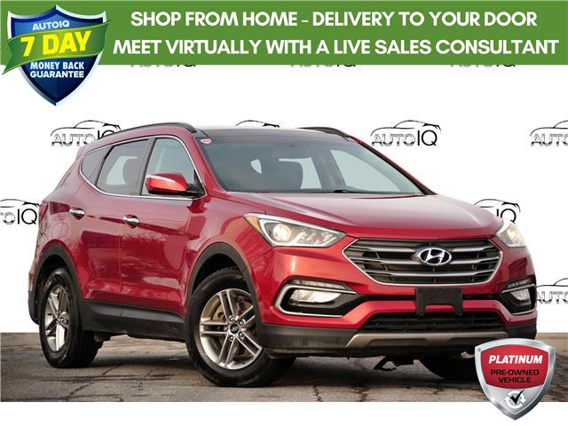 2017 Hyundai Santa Fe Sport 2.4 SE (Stk: 153580A) in Kitchener - Image 1 of 16