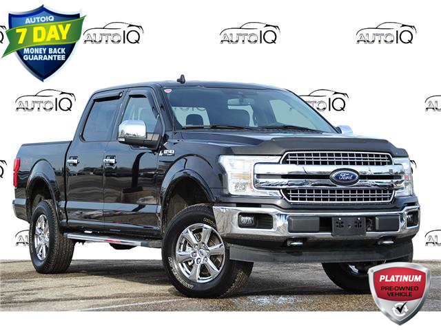 2019 Ford F-150 Lariat (Stk: 154480) in Kitchener - Image 1 of 24
