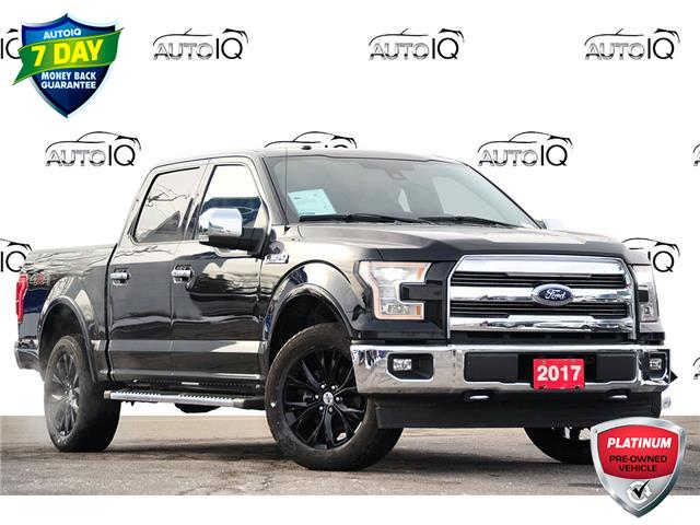 2017 Ford F-150 Lariat (Stk: 20F5010A) in Kitchener - Image 1 of 17