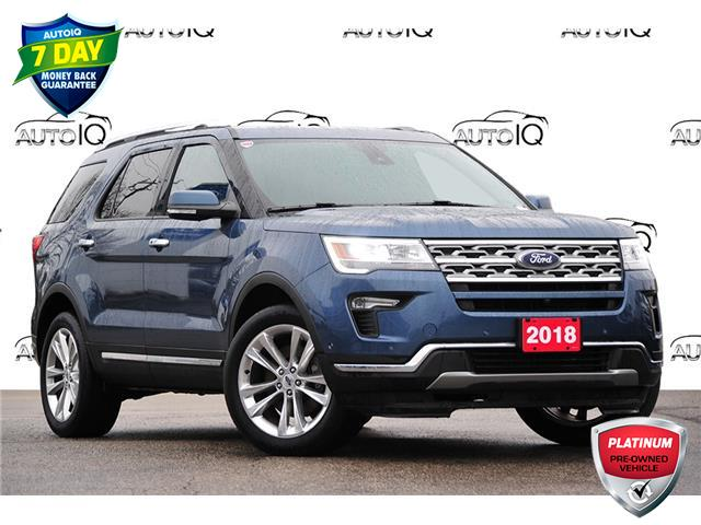 2018 Ford Explorer Limited (Stk: 154430) in Kitchener - Image 1 of 20