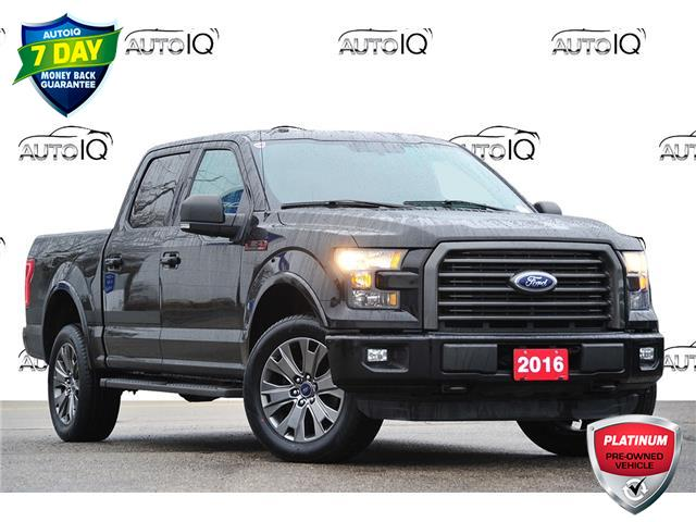 2016 Ford F-150 XLT (Stk: D99710A) in Kitchener - Image 1 of 20