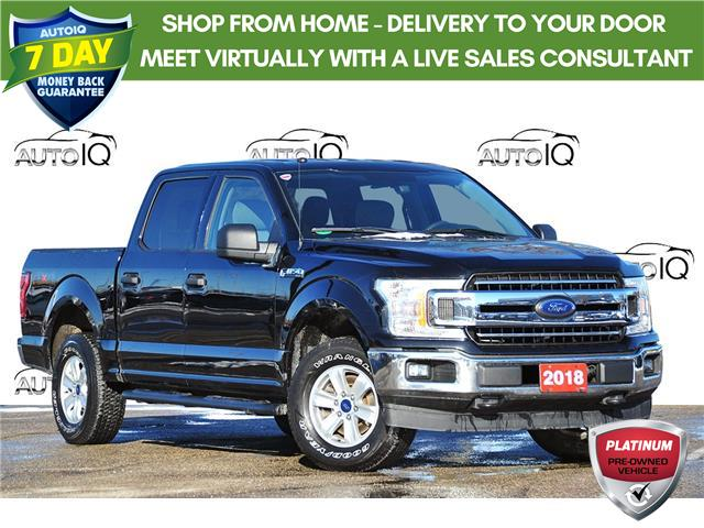 2018 Ford F-150 XLT (Stk: 20F5390A) in Kitchener - Image 1 of 16